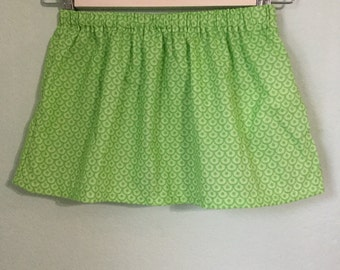 Scale Patterned Baby Skirt