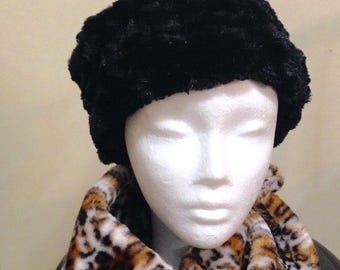 Fur Black Hat