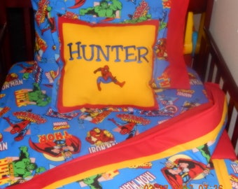 Custom Bedding - Avengers