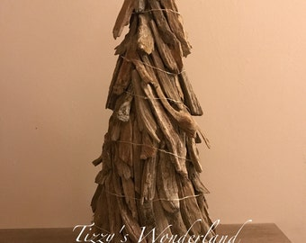 Shabby Alluvial Woods Tree lamp