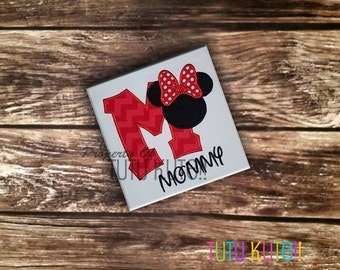 Minnie Mouse Adult shirt FREE Personalization