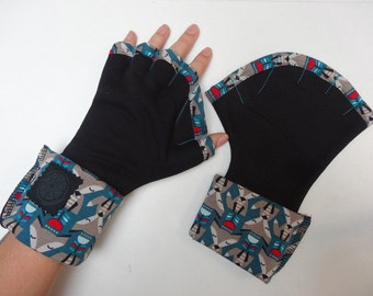 adult mitts original reason foxes