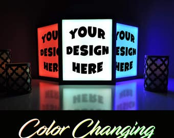 Custom Logo Sign, Custom Logo Design, Business Logo, Business Sign, Light Up Sign, Custom Name Sign, Illuminated Sign, Custom Business Sign