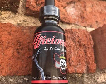 Aficionado Beard Oil