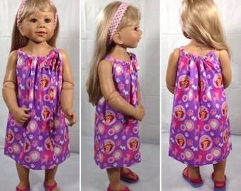 Vintage print- Stawberry Shortcake  dress- Ready to ship