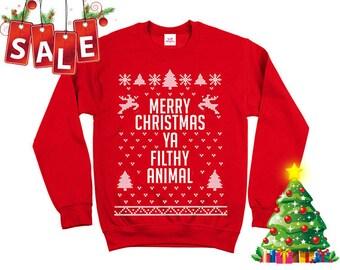 Ugly Xmas Sweater Etsy