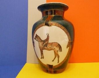 Fox Hunt Scene Collection. Ky., Derby Design