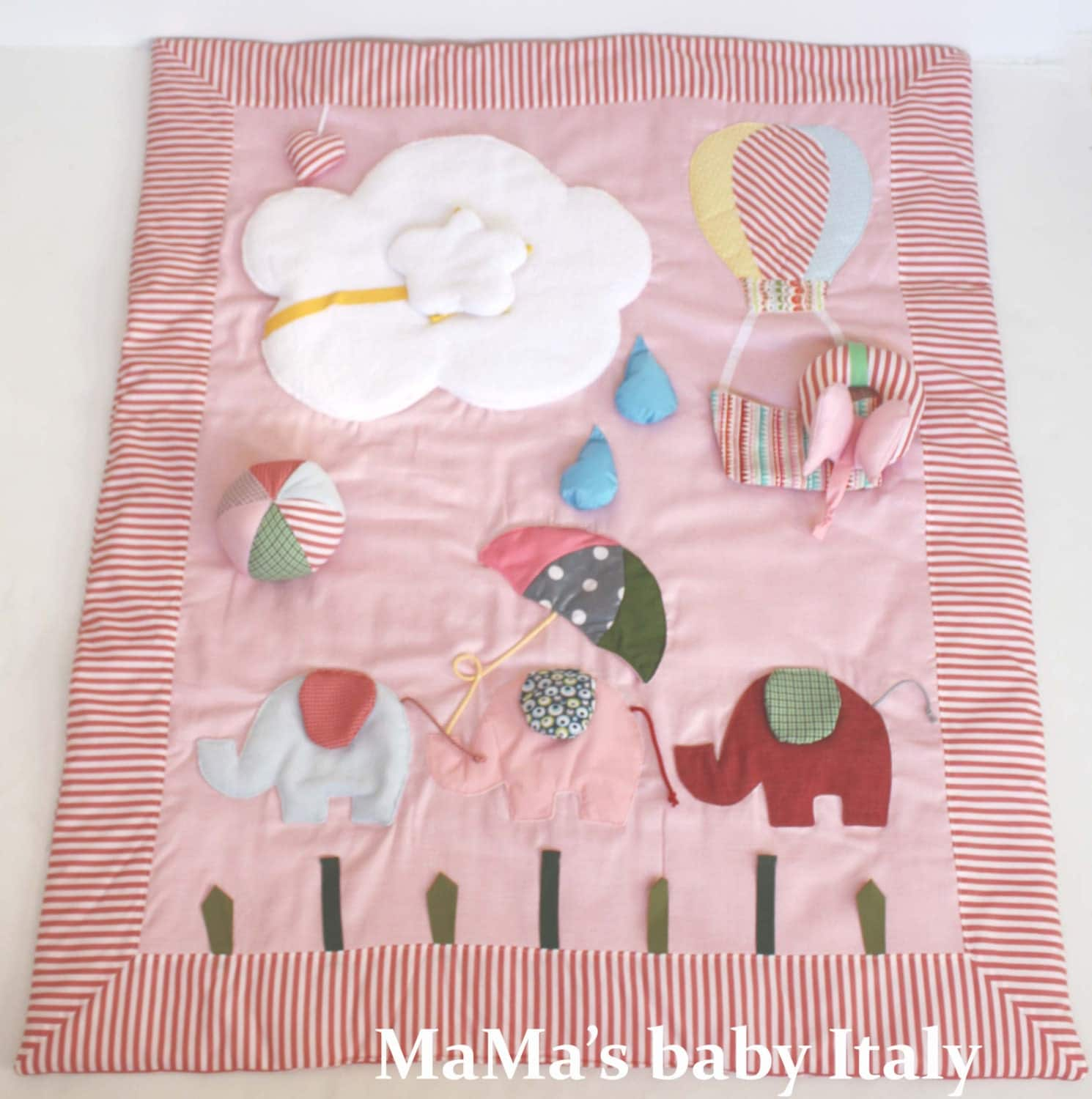 Playmat activity playmat baby busy blanket play mat