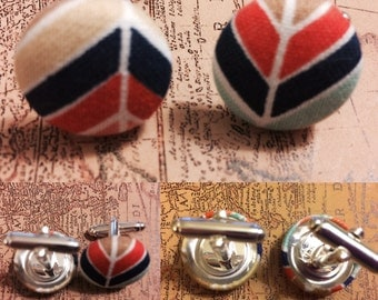 The Orvar Cuff Links
