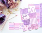 XO Personal Sized Weekly Kit -- Matte Planner Stickers