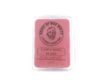 I Put a Spell on You (Macintosh Apple) Scented Wax Melts