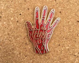 The Thing - Lapel Pin -Glitter Blood-Variant - John Carpenter