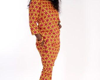 MPEY- African Dashiki suit.