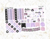 25% OFF | Glam Life Functional Sheet | 64 Stickers