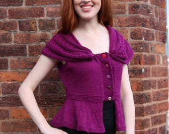 Madame Butterfly Top