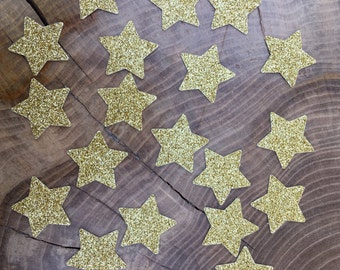 150 Glitter Gold Star Confetti pieces. Twinkle star confetti, Table decoration