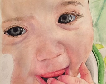 Original watercolor paintings done from your photographs