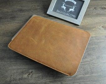 Leather Laptop Sleeve 12inch,Felt New Macbook 12 inch Case,Felt Macbook 12 Sleeve,Macbook 12 Case, Macbook Case, New Macbook Cover 12inch