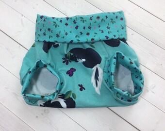 Lil' Stinker Cloth Diaper Shorts 3-6 months