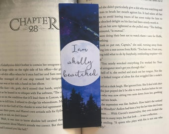 Stalking Jack The Ripper Inspired Bookmark