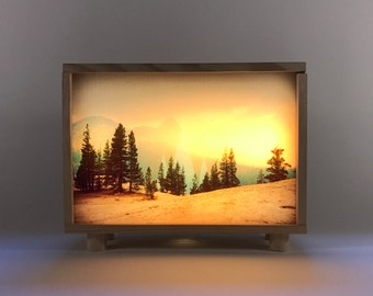 #NEGUA light box