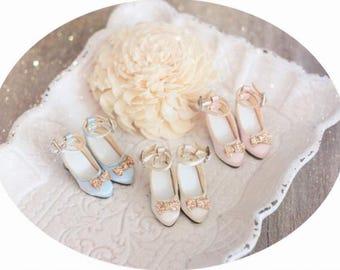 Blythe JerryB Azone FL DAL High Heels Shoes 1/6 Doll Size