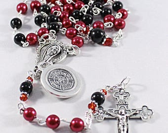 Fire Fighter Rosary