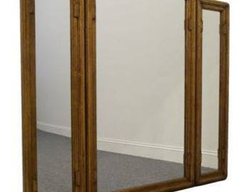 DREXEL HERITAGE Chartwell Collection Tri Fold Dresser Mirror 114-250