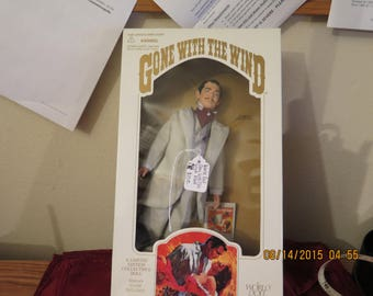 Rhett Butler Gone With The Wind WORLD DOLL 1989 Mint In Box # 71246