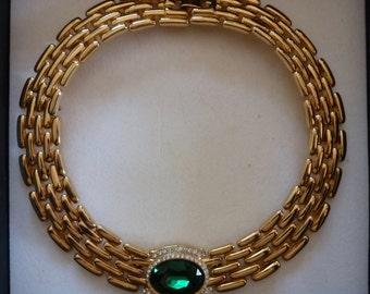 Impressive vintage Givenchy necklace - Ca. 1980