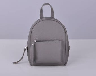 Fog leather backpack - Baby-Sport