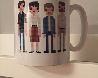 Blue Monday New Order mug