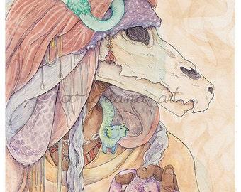 Dragon Father, Sampioen - 5x7 prints