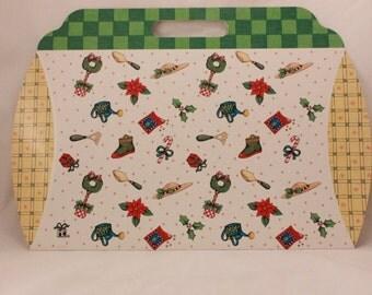 MARY ENGELBREIT 12X9X2 Gift Box. Christmas