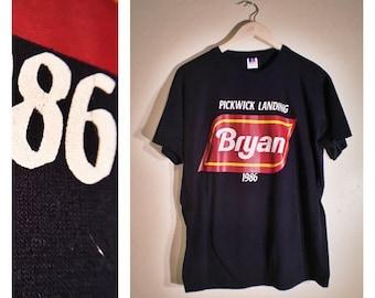 1986 Bryan / Pickwick Landing tee