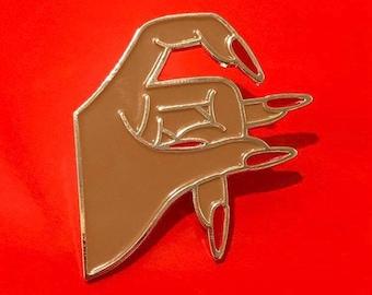 SF nail pin (tan)