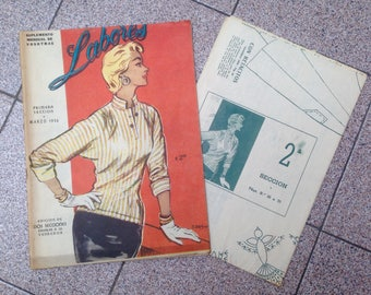 "1956, ""Labores"" Magazine"