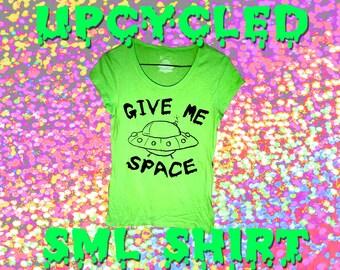 Give Me Space UFO Women's  Shirt