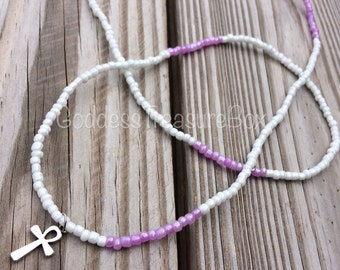 Charmed Goddess Waistbeads (Includes 1 Charm of your choice)