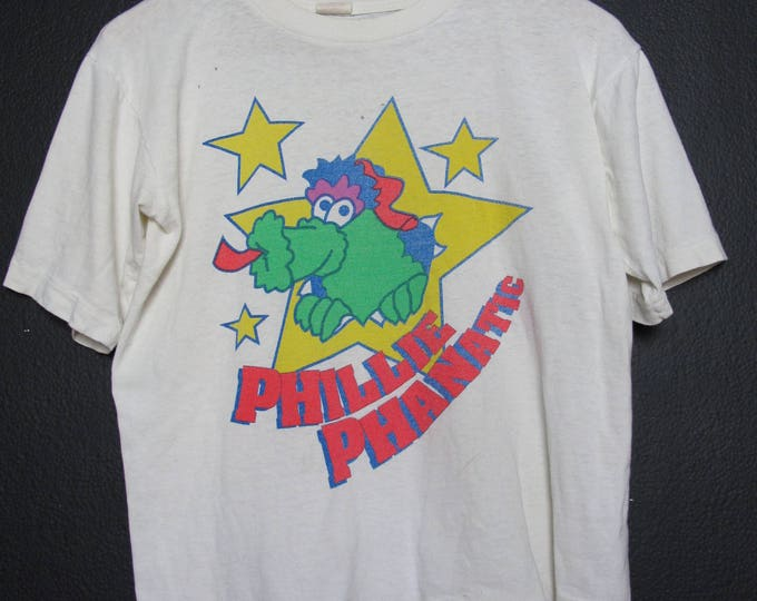 Philadelphia Phillies MLB 1980's vintage Shirt