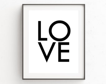 Love Sign, Wedding Signs Ideas, Engagement Gift Idea, Gift for Mom, Wedding Decor, Love Gifts for Wife, Quote, Valentines Day Gifts