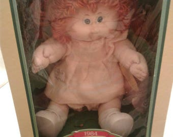 CABBAGE PATCH DOLL Vintage in box