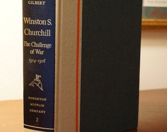 Winston Churchill The Challenges of War/1914-1916/ Volume 3/1971