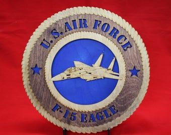 US Air Force F 15 Eagle