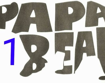 PAPA Bear T-Shirt A