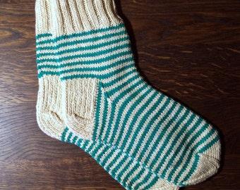 Handmade socks