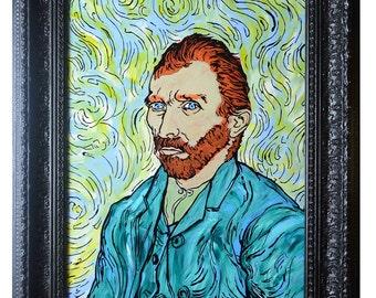 Vincent Van Gogh ~ Van Gogh Art ~ Van Gogh Painting ~ Van Gogh Reproduction ~ Van Gogh Print