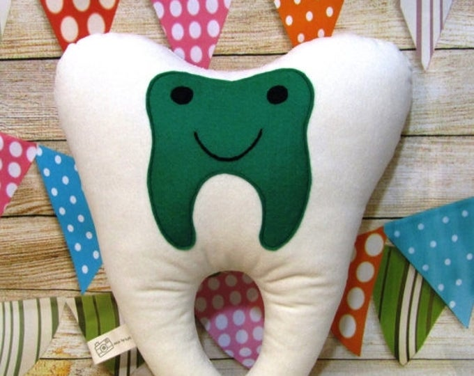 Sale Tooth Pillow, Tooth Fairy Pouch, Children Gift