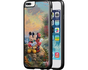 Disney Mickey and Minnie Mouse Phone Case for iPhone 7 & iPhone 7 Plus