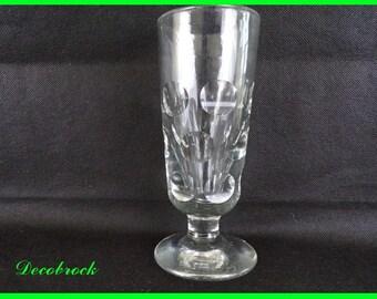 French absinthe etsy - Vase ancien en verre ...